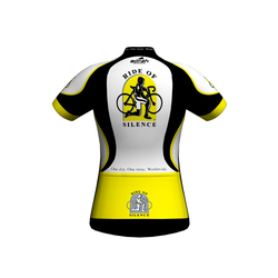Women's RoS jersey - back